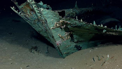 Two shipwrecks discovered at Gulf of Mexico site