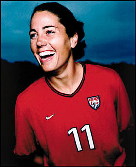 Julie Foudy Wallpapers-Club-Country