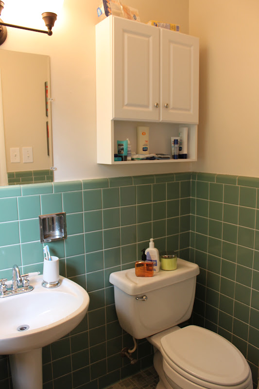 Tenth avenue south before amp after master bathroom edition