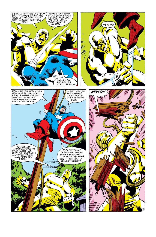 Captain America (1968) Issue #279 #195 - English 16