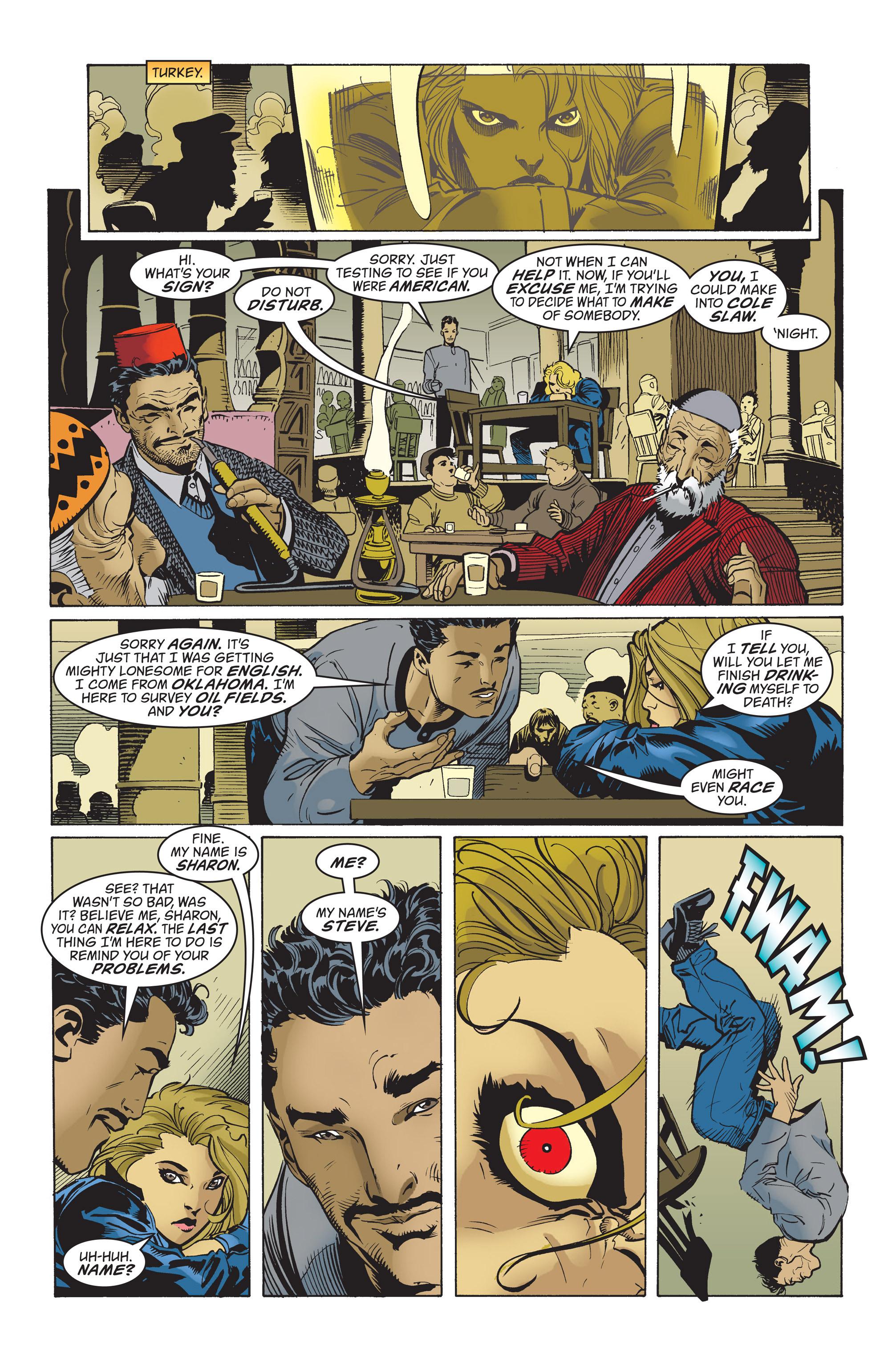 Captain America (1998) Issue #20 #26 - English 9