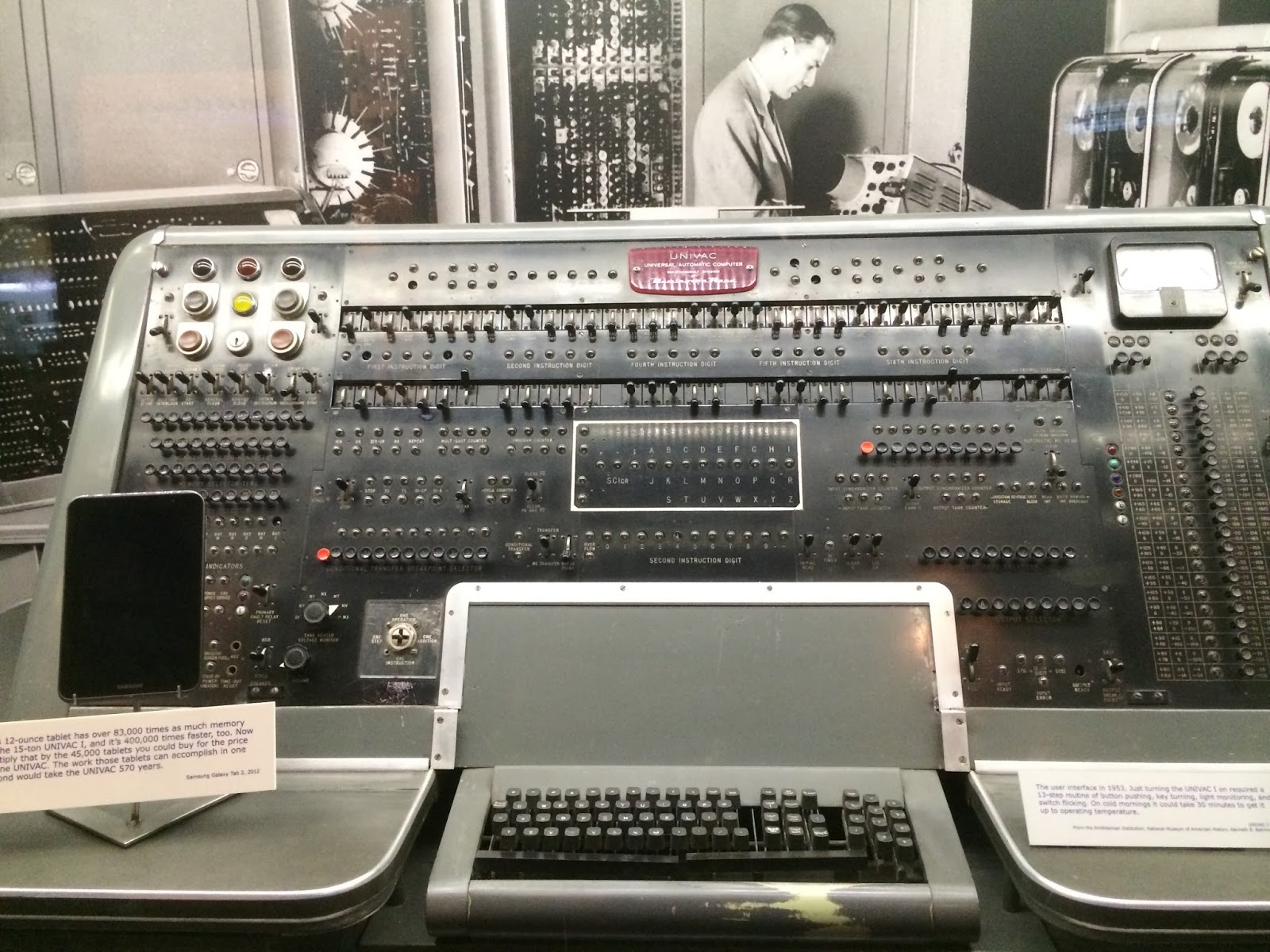 Univac Computer Missives from t...