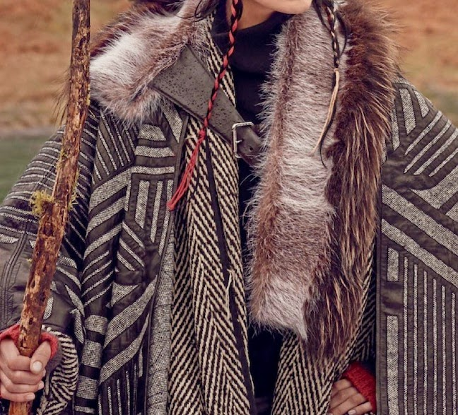 Amanda Wellsh By Mariano Vivanco For Vogue Russia November 201412