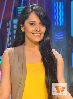 Anasuya TV Anchor
