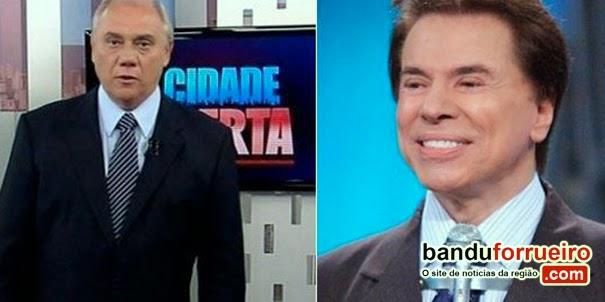 Marcelo Rezende ameaça processar Silvio Santos por plágio