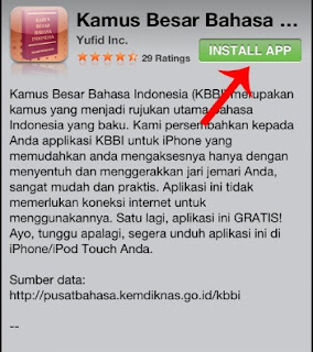 Cara Download Di App Store4