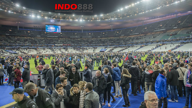 Gambar Bom Prancis vs Jerman Indo888News