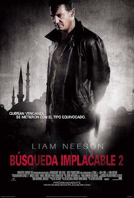 Busqueda implacable 2 (2012)