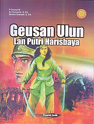 toko buku rahma: buku GEUSAN ULUM LAN PUTRI HARISBAYA, pengarang chanel, penerbit taufik