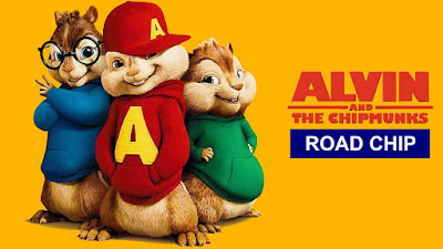 Alvin and the Chipmunks The Road Chip Subtitle Insonesia