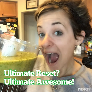 ultimate reset transformation, what is the ultimate reset