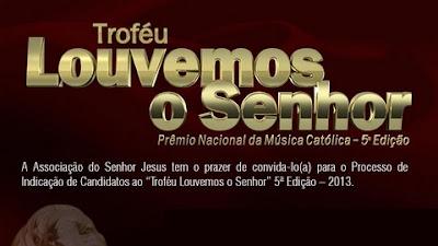 Prêmio Nacional da Música Católica - 5° Edição