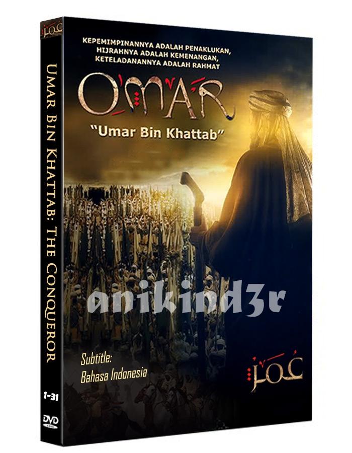 FILM SERIES UMAR BIN KHATTAB (2012) | Anikind3r Corner