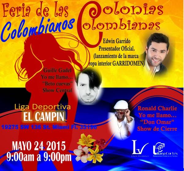 Gran-presentación-artistas-Colombianos-La-Feria-de-las-Colonias-Miami