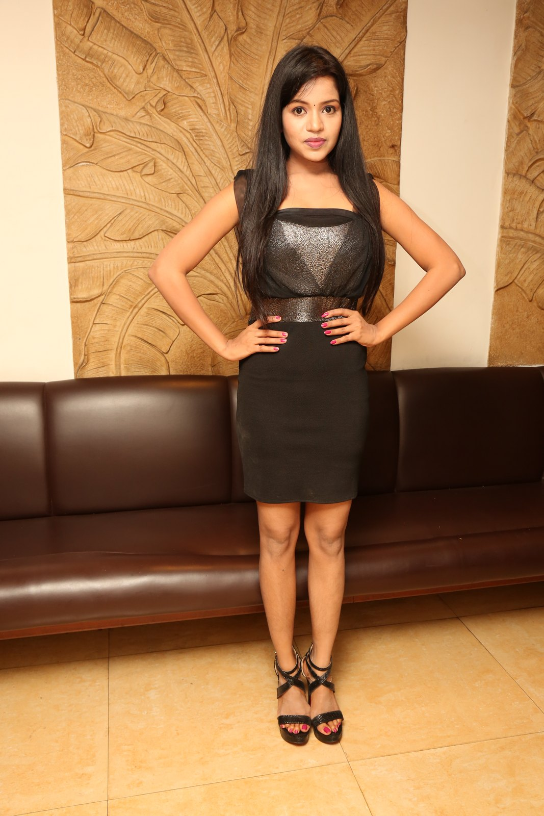 Bhavya sri New glam photo shoot-HQ-Photo-17