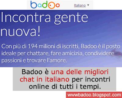 chat italiana
