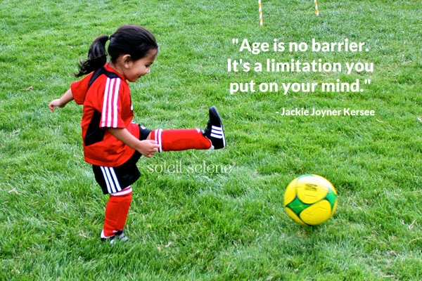 inspirational sports quotes our little Athletes