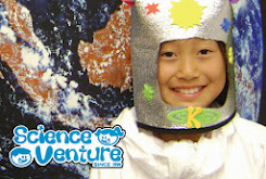 "Thank you UVIC for the amazing ""Space Venture"" camps"