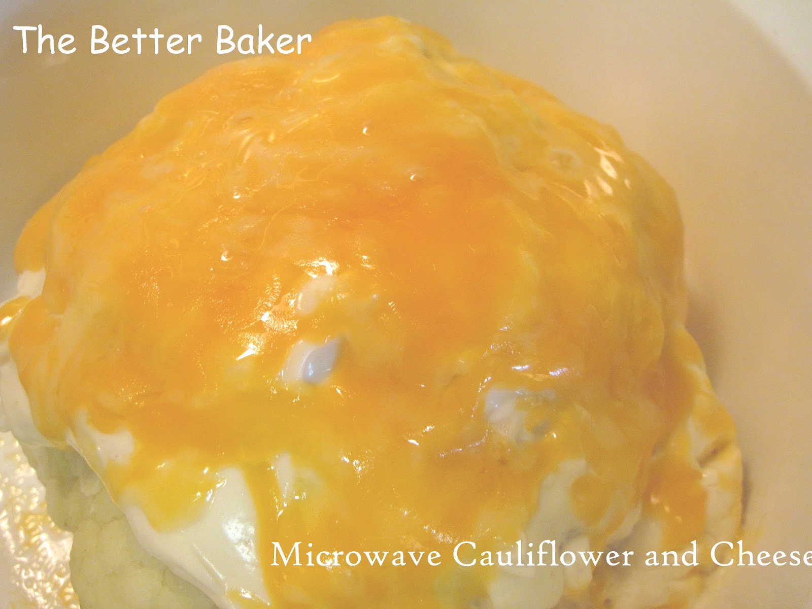 how to cook cauliflower in microwave