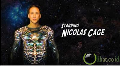 Hampir Diperankan Nicolas Cage dengan Skenario Payah