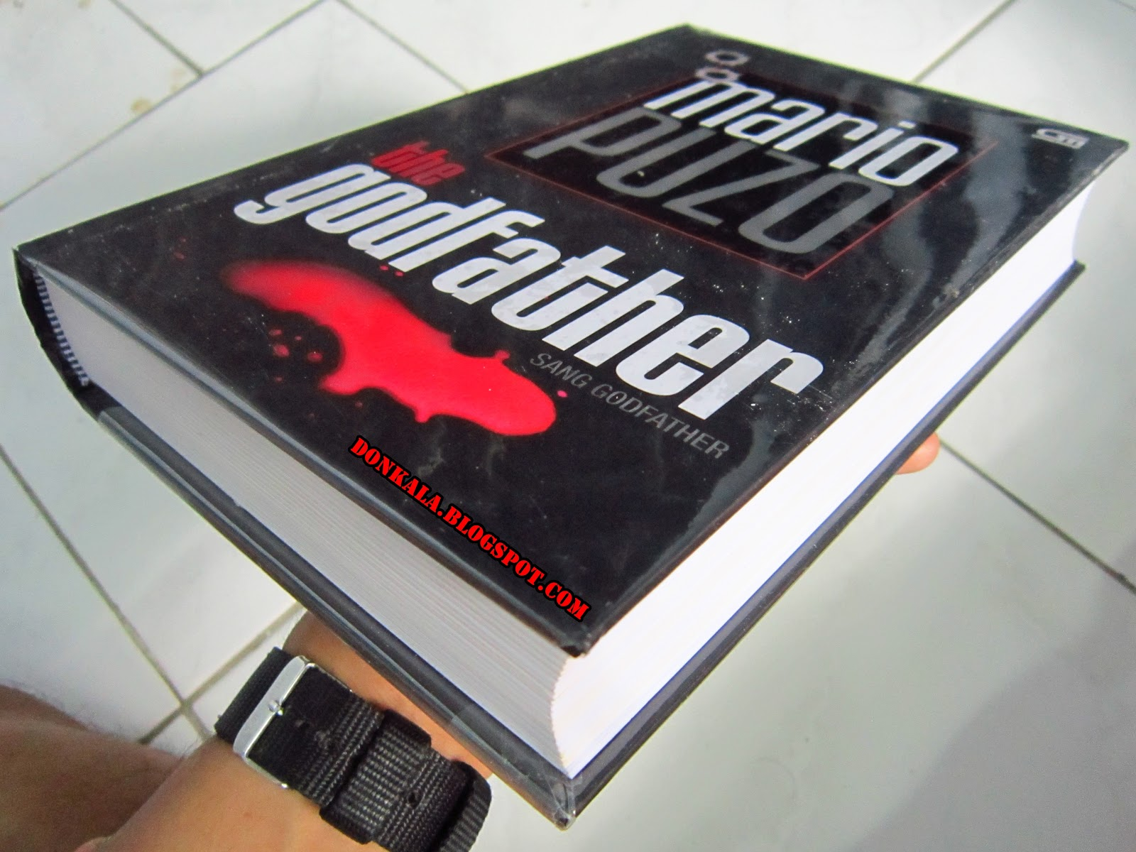 the godfather book review A short summary of 's the godfather trilogy this free synopsis covers all the crucial plot points of the godfather trilogy  your book-smartest friend just got a .