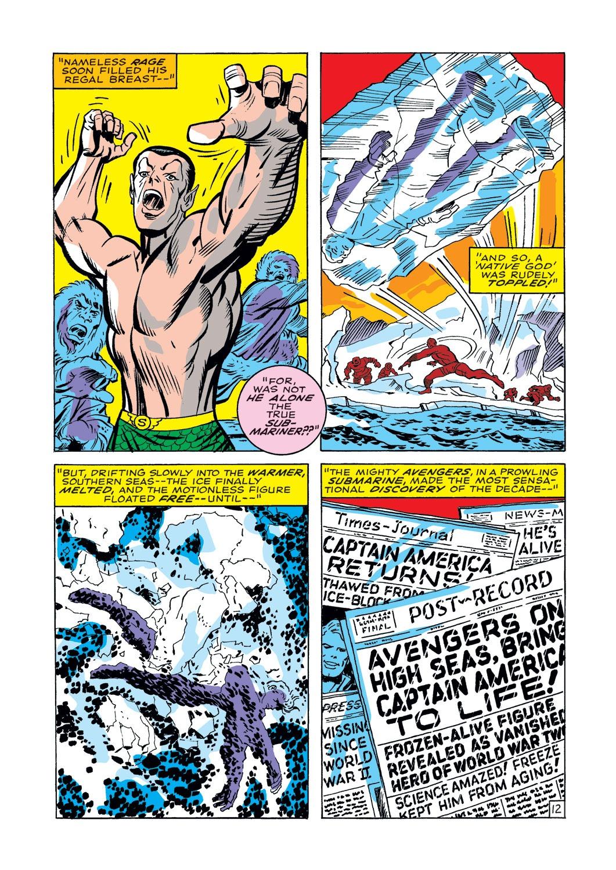 Captain America (1968) Issue #112 #26 - English 13