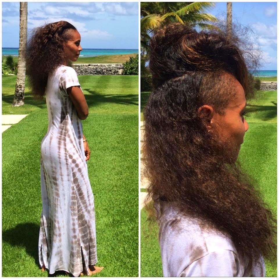 Target Natural Hair