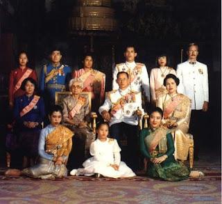 Της βασιλικής οικογενείας της