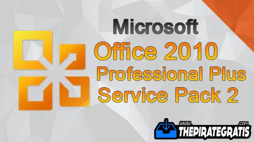 Office 2010 SP2 (32/64 Bits) Completo 2017 via Torrent