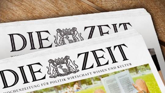 DIE ZEIT på tyska