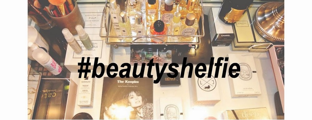 #beautyshelfie