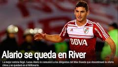 ¡ Alario no es Tevez !