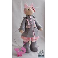 игрушки кошки рукодельные блоги Blogspot blogger handmade