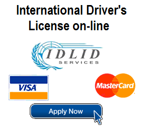 Apply International Driver's License