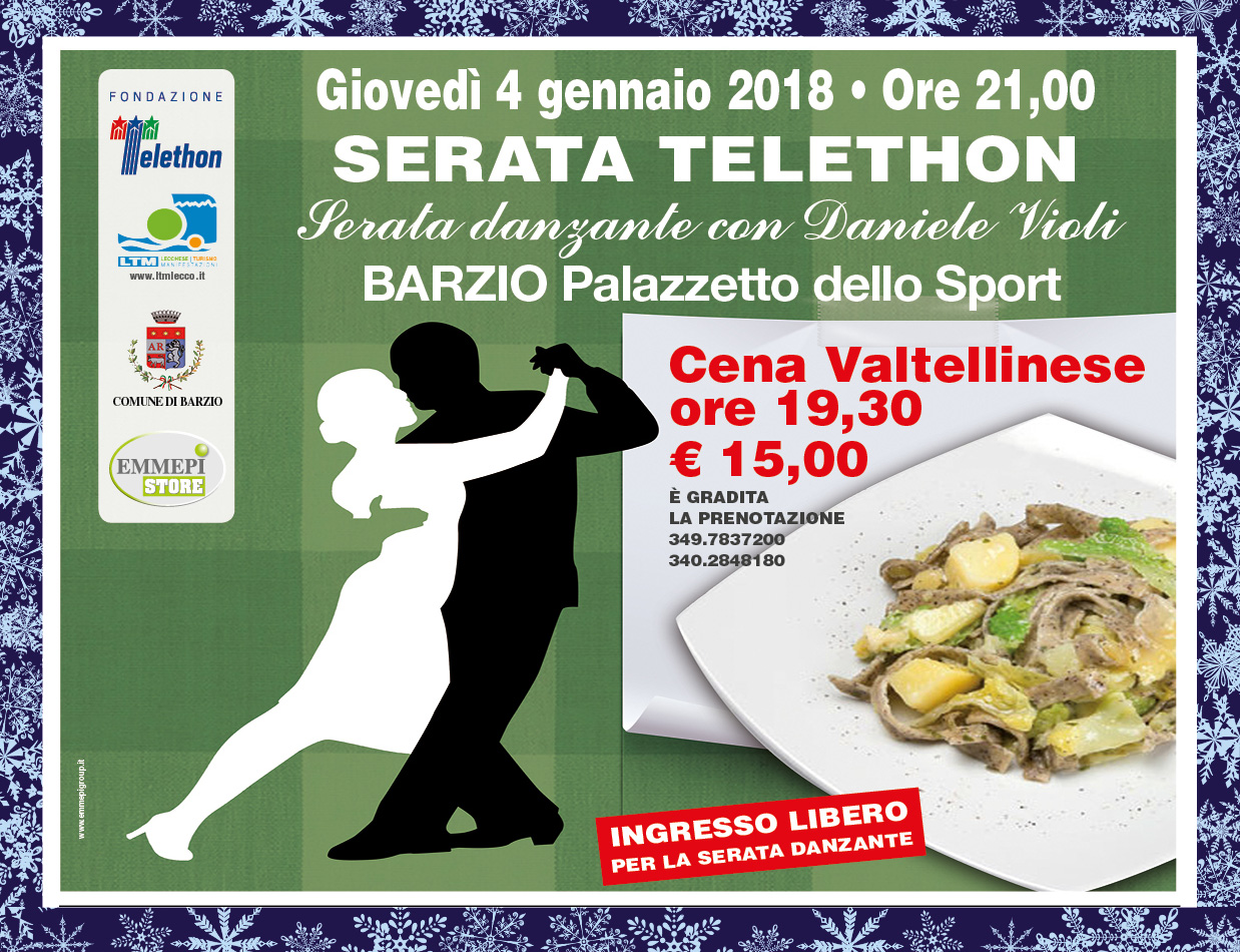 Serata Telethon