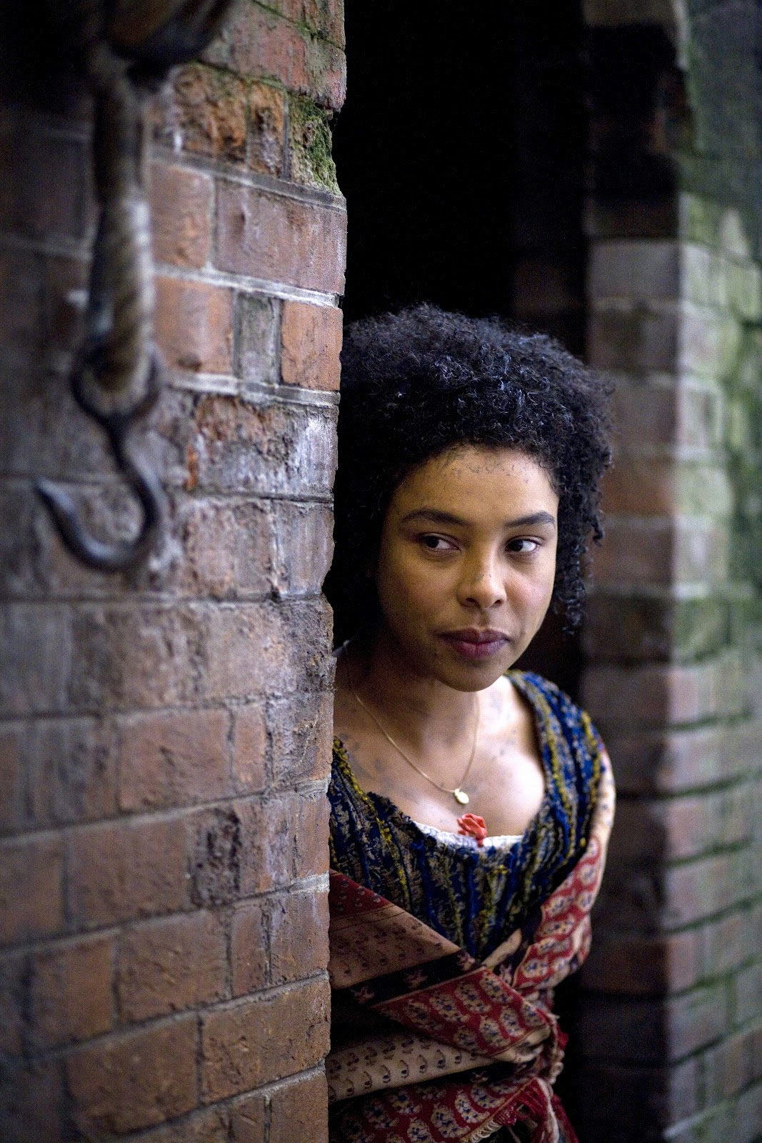 the jane austen film club oliver twist bbc  sophie okenedo as nancy in oliver twist