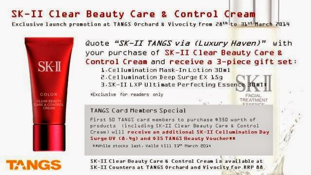 skii clear beauty care control cream tangs promo