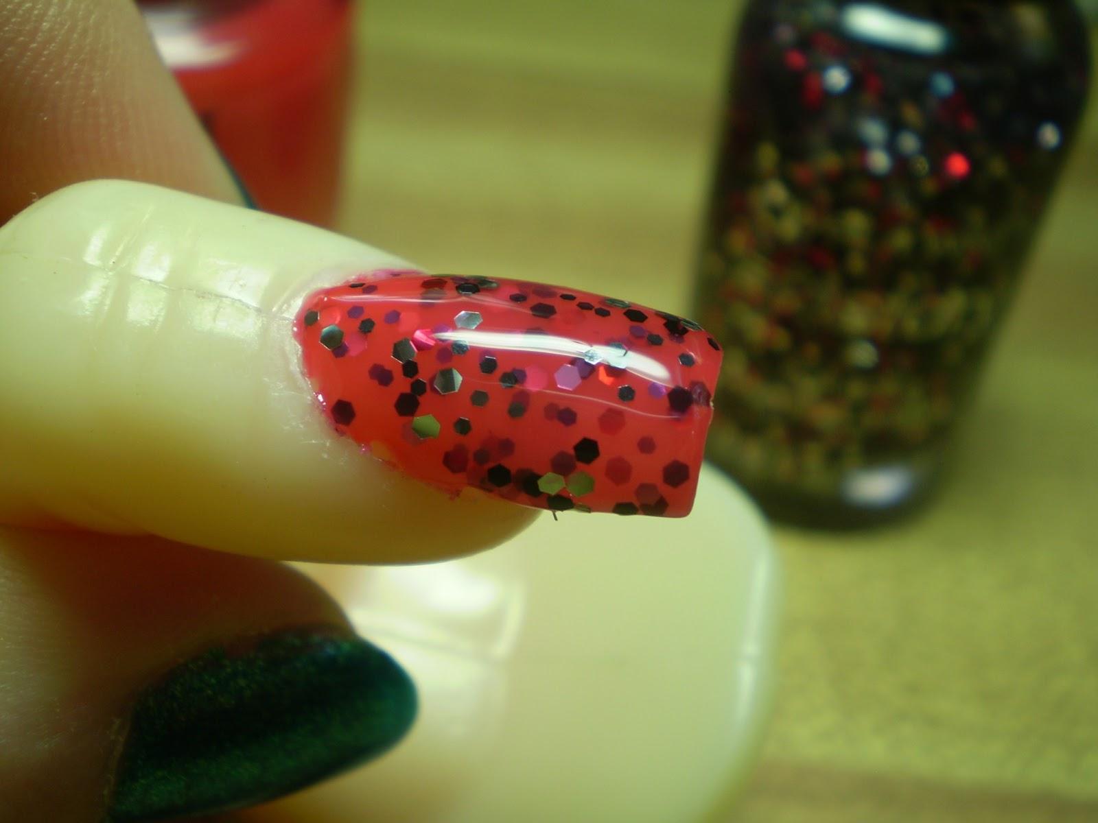 Foxfire\'s Finger Paint: Nail Polish Lexicon ~ Jelly Sandwich