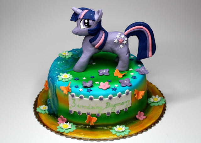 My Little Pony Birthday Cake London