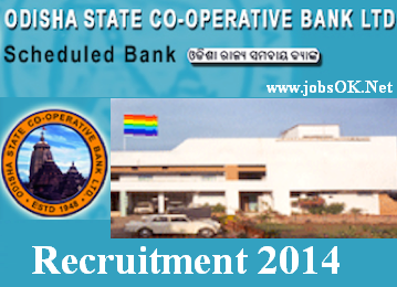 Odisha State Cooperative Bank Recruitment 2014 Executives Officer jobs Apply now