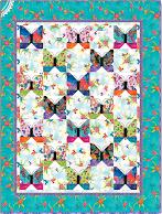 Free pattern! butterflies