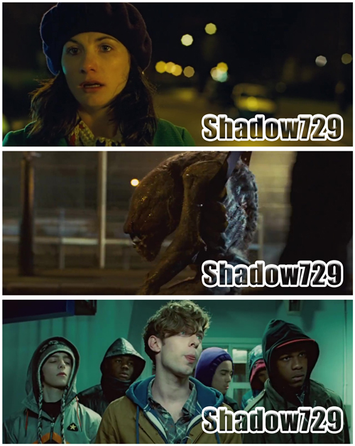 Attack The Block | Ataque Extraterrestre (2011) 720p-Dual