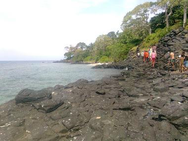 Pantai Mbatu Item