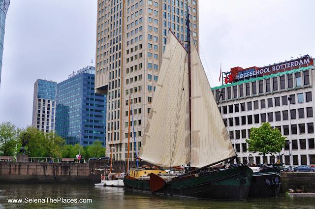 Sailboat Rotterdam