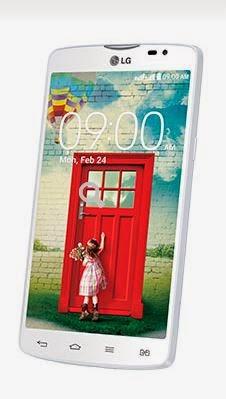 LG L80 (D380) Dual SIM smart phone