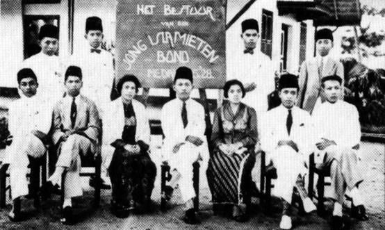 Organisasi Pemuda Kedaerahan Pada Masa Pergerakan Nasional Indonesia