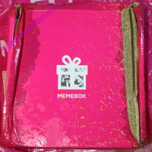 Memebox Global Edition 12 review, unboxing, photos