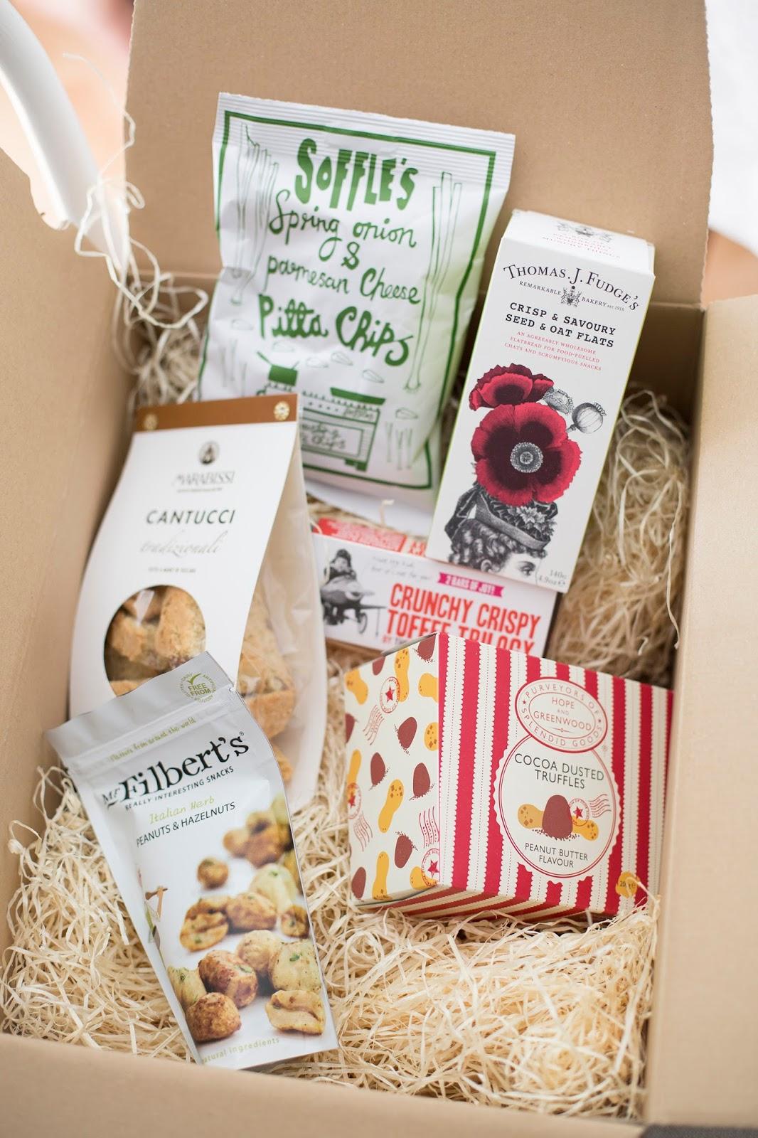 Foodist Knusperproviant Box