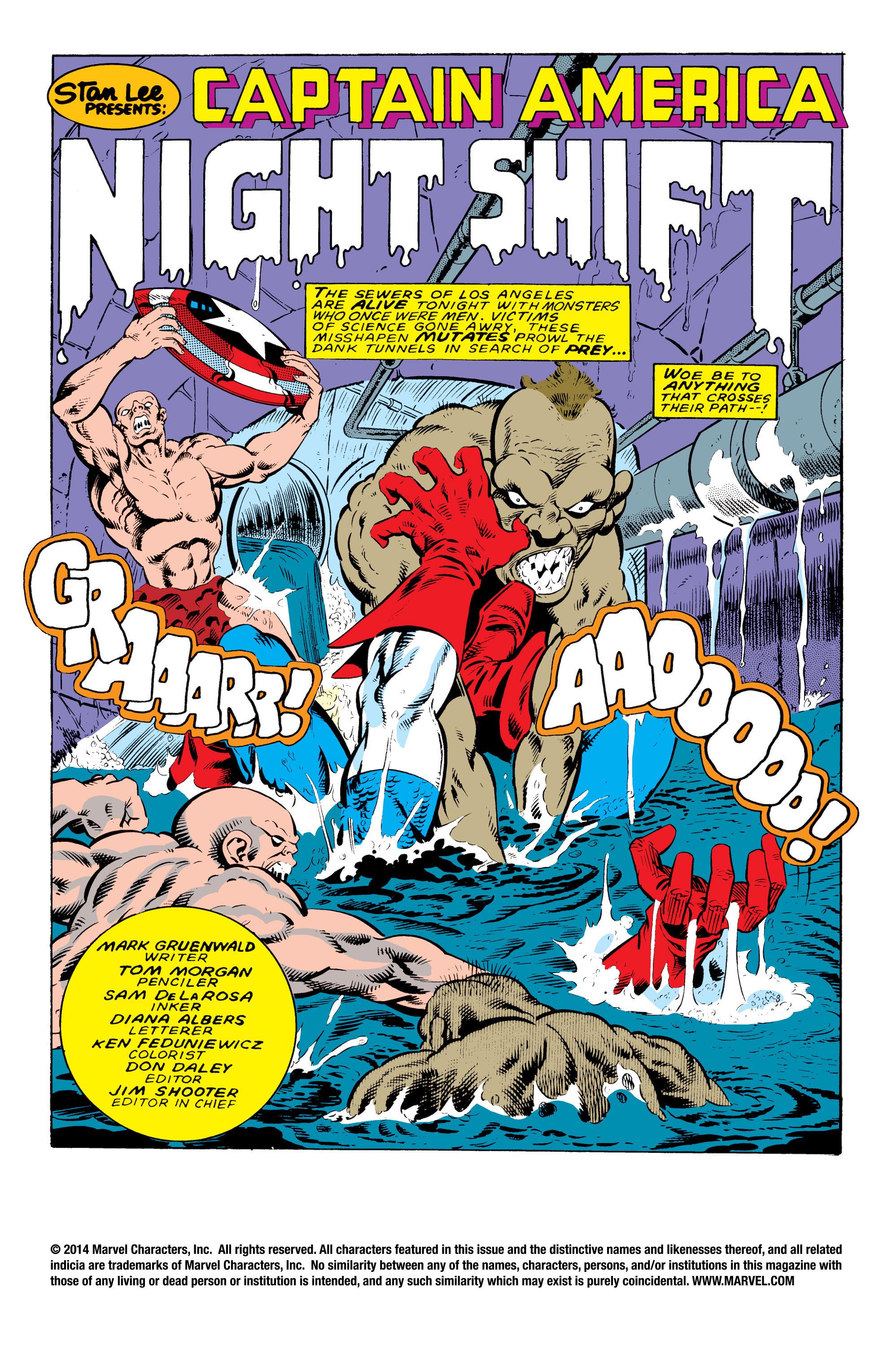 Captain America (1968) Issue #330 #259 - English 2