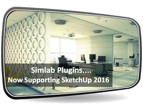 mirror in sketchup 2015